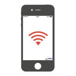 iPhone 4/4S Wifi-antenne